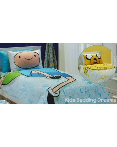 Adventure Time Quilt Cover Set