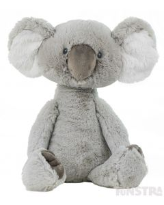 Baby Toothpick Koala is a gorgeous, sweet baby koala that will put a smile on your little one's face. Made from premium soft baby plush in grey with embroidered accents and with GUND's high quality safety standards, this huggable koala stuffed animal is s