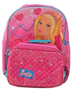 Barbie Backpack and Cooler Bag
