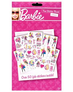 Barbie Sticker Book