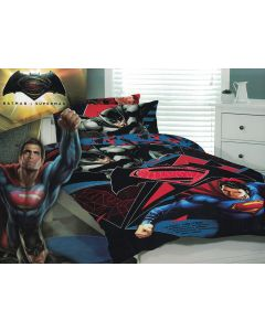 Batman v Superman Quilt Cover Set