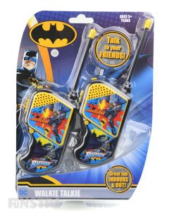 Batman Walkie Talkies
