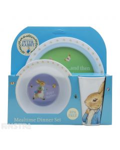 Peter Rabbit Dinner Set