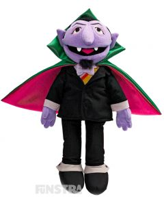 Count von Count Plush Toy