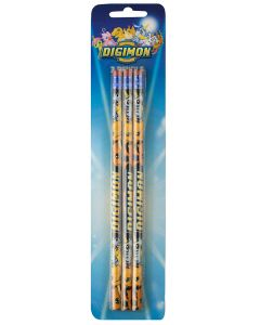 Digimon Pencils