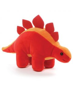 GUND Dino Chatter Stegosaurus Plush Soft Toy
