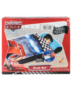 Lightning McQueen Ready Bed