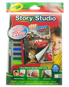 Disney Cars Story Studio