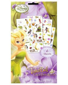 Disney Fairies Sticker Book
