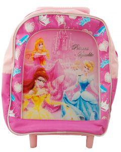 Disney Princess Rolling Backpack