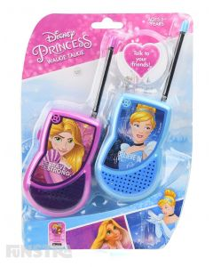 Disney Princess Walkie Talkies