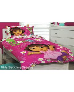Dora Sunshine Quilt Cover Set