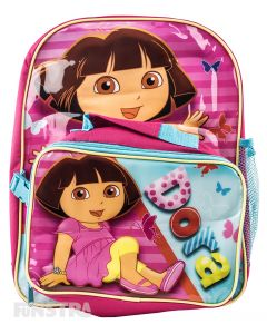 Dora the Explorer Backpack and Cooler Bag