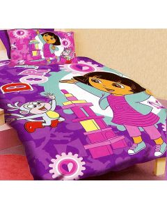 Dora the Explorer Quilt Cover Set