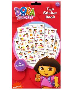 Dora the Explorer Sticker Book
