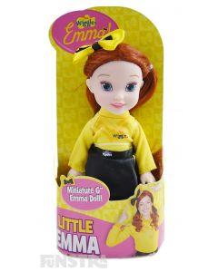 Little Emma Wiggle Miniature Doll