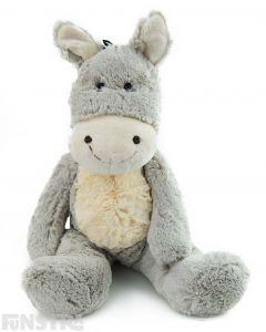 Flopsy Friend Farm Donkey Plush Toy