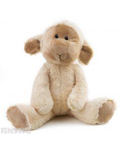 Flopsy Friend Farm Lamb Plush Toy