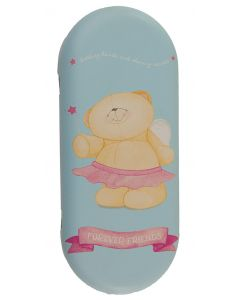 Forever Friends Glasses Case Blue