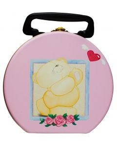 Forever Friends Lunchbox Pink