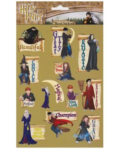 Harry Potter Merit Stickers