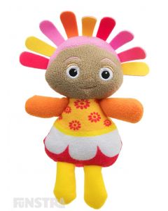 Upsy Daisy Plush Beanie Soft Toy
