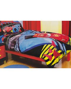 Lightning McQueen Drift Quilt Cover Set