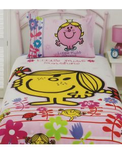 Little Miss Sunshine Quilt Cover Set