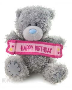 Me To You Happy Birthday Banner Bear