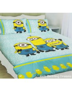 Despicable Me Quilt Cover Set