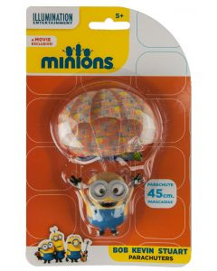 Minions Parachuter Bob