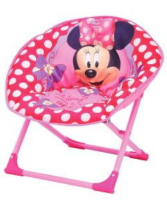 Minnie Mouse Moon Chair