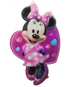 Minnie Mouse Interactive Wall Character