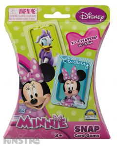 Minnie Snap Card Game
