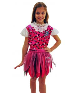 Draculaura Glow in the Dark Dress Up Costume