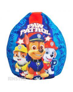 PAW Patrol Bean Bag Chase Rubble & Marshall
