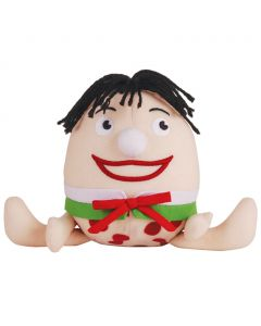 Humpty dumpty sat on a wall, humpty dumpty had a great fall. Humpty is ready for a big adventure with his Play School toy friends.