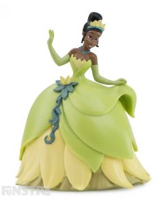 'The only way that you can get what you want in this world is through hard work.' Tiana is gifted cook with dreams of opening her own restaurant and the figurine is great for imaginative play and makes a cute cake topper for your Disney Princess party.