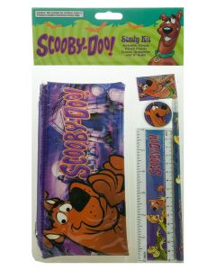 Scooby Doo Study Kit
