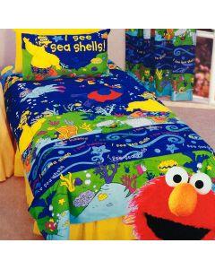 Sesame Street Quilt Cover Set