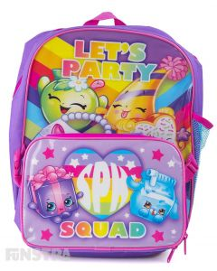 Shopkins Backpack and Cooler Bag