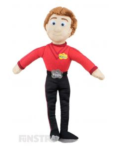 Simon Wiggle Mini Plush Doll