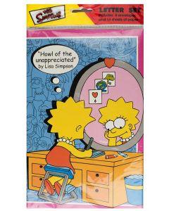 The Simpsons Letter Set