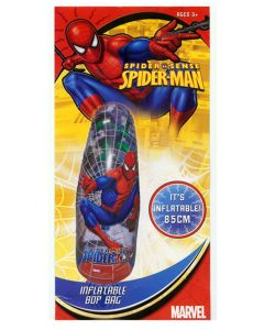 Spider-Man Inflatable Bop Bag