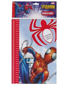 Spider-Man Growth Chart