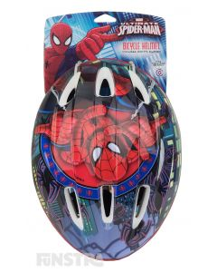 Spider-Man Bicycle Helmet