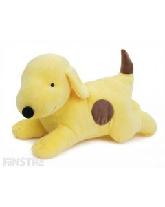 Spot Lying Plush Soft Toy Large