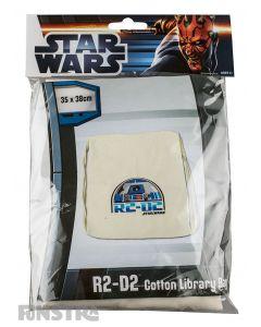 Star Wars Library Book Bag