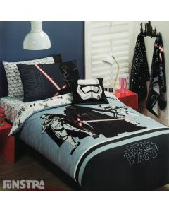 Star Wars The Force Quilt Cover Set