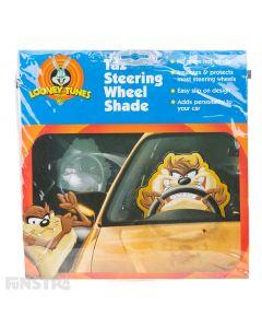 Taz Steering Wheel Shade